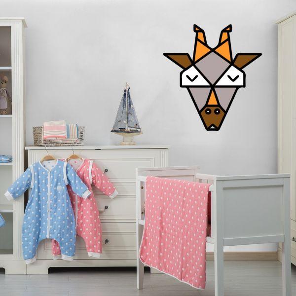 Muurstickers babykamer